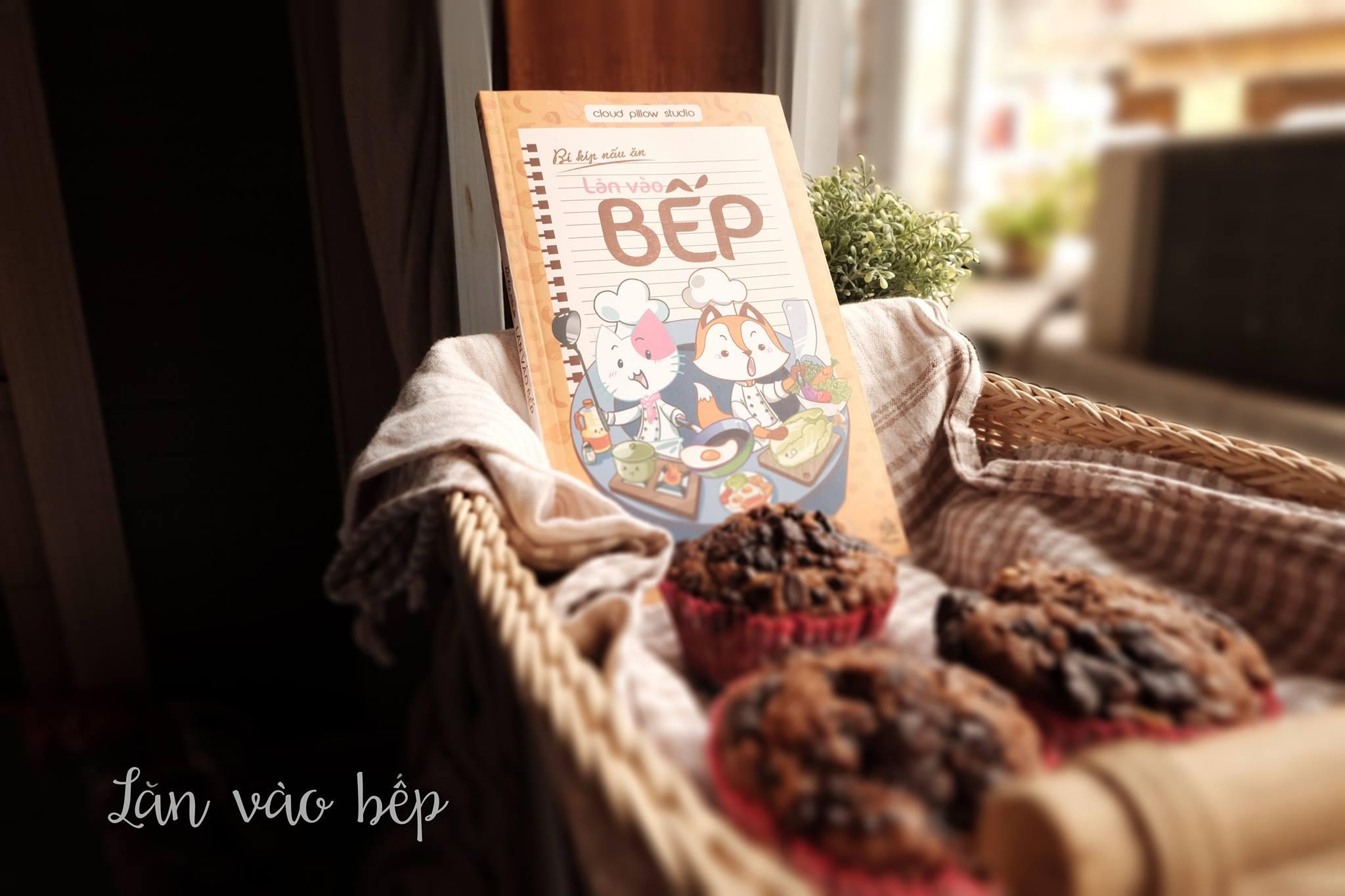 Children Book: Bí Kíp Nấu Ăn – Lăn vào bếp