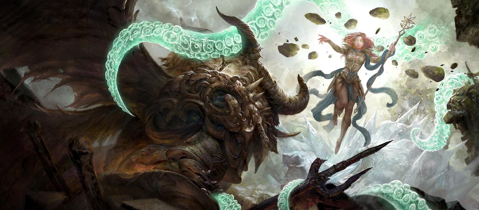 Game Art: Divinity II Fanart